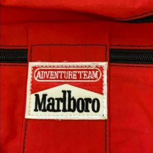 Marlboro Bags - Vintage Marlboro bum bag
